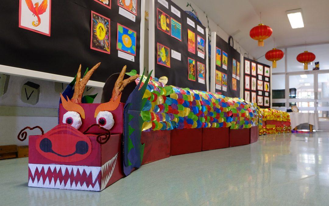 Otvoritev razstave Kitajska skozi otroške oči